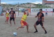 Pierini e Netto avançam às semifinais do Verãobol Sênior 40